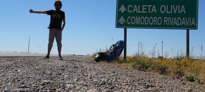 Hitchhiking Argentina